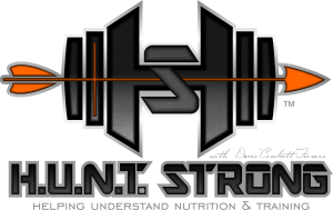 Official Website of Hunt Strong, Find Your FIT!